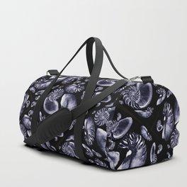 Beautiful Shells Underwater Illustration #decor #society6 #buyart Duffle Bag