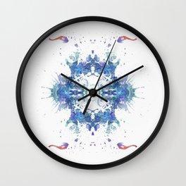 Inkdala LXVIII Wall Clock