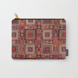Azeri Zili Karabagh Azerbaijan South Caucasus Flatweave Print Carry-All Pouch