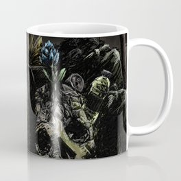 Garbage: frustration Coffee Mug