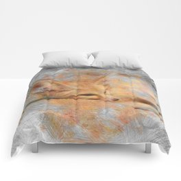 Artistic Animal Fennec Fox Comforters