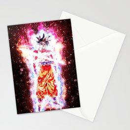 Goku Stationery Cards