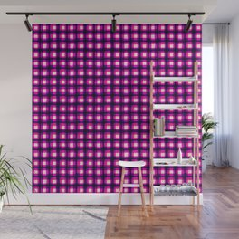 Upbeat SK8ter Chess Pattern V.16 Wall Mural