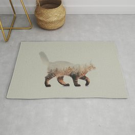 Cat: Maine Coon Rug