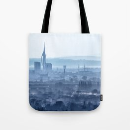 Pompey Skyline Tote Bag