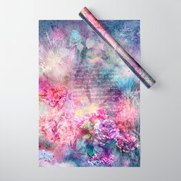 Composition in Pastel Wrapping Paper
