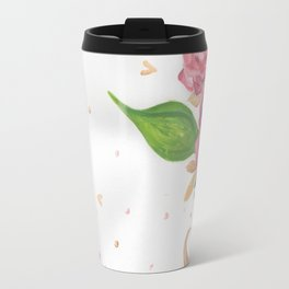 Lovely Roses Travel Mug
