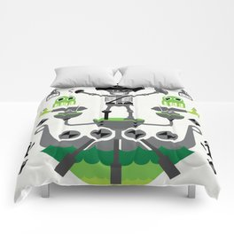 One Eyed Willie Comforters