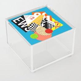 Floor 2 Acrylic Box