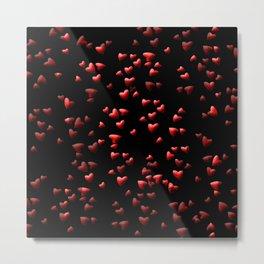 Hearts Content II Metal Print