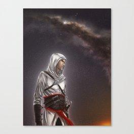 Hashshashin Canvas Print
