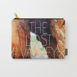The lost valley Carry-All Pouch