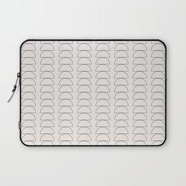 Maude Outline Pattern I Laptop Sleeve