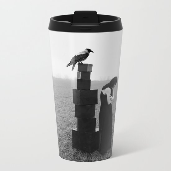 Fear Metal Travel Mug