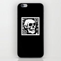 QR- Dead iPhone & iPod Skin