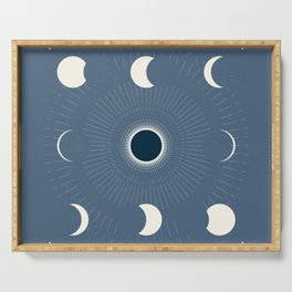Eclipse Serving Tray