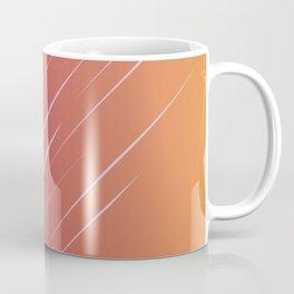 Simple, design wood lines Exotico Coffee Mug