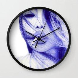 Wylona Hayashi Wall Clock