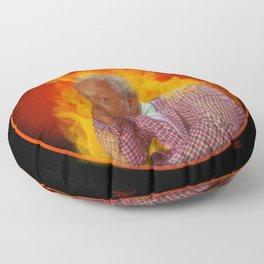 FireFox Floor Pillow