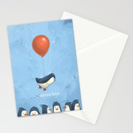 Penguin Possible Stationery Cards
