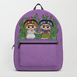 Two Fridas Backpack
