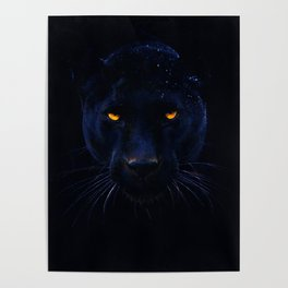 THE BLACK PANTHER Poster