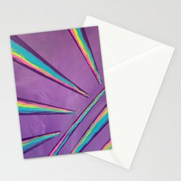 Cosmic Beams Stationery Cards