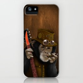 Rockers of the apes iPhone Case
