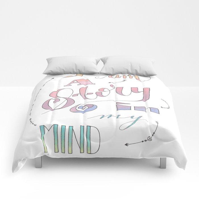 I am a Story Comforters