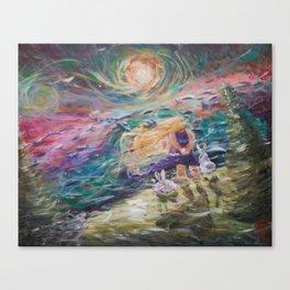 Free Wind Canvas Print