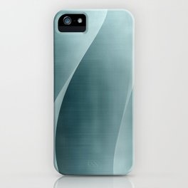 Double Wave iPhone Case