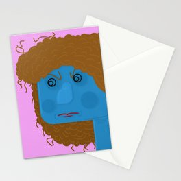 Unsatisfied Customer Two Stationery Cards