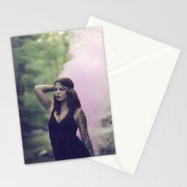 Nixie Stationery Cards