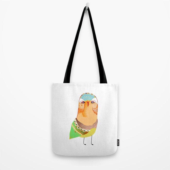 The Rarest Owl Tote Bag
