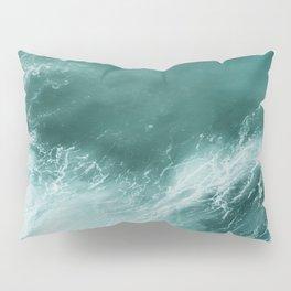 Ocean Roar Pillow Sham