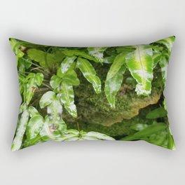 The Fernery Rectangular Pillow