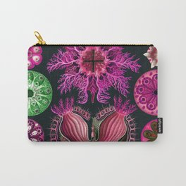 Ernst Haeckel Ascidiae Sea Squirts Carry-All Pouch