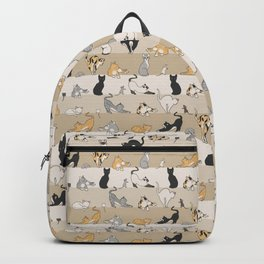 Cat & Mouse Backpack