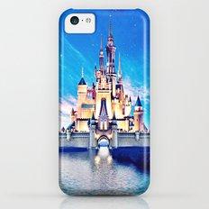Disney Magic Castle iPhone 5c Slim Case