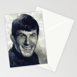 Leonard Nimoy, Actor Stationery Cards