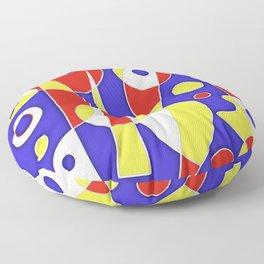 Carnivale Floor Pillow