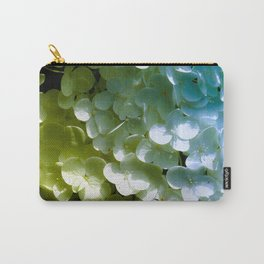 Bride White & Mermaid Scales Carry-All Pouch