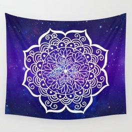 Galaxy Mandala Wall Tapestry