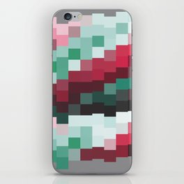 Deuteranopia III iPhone Skin