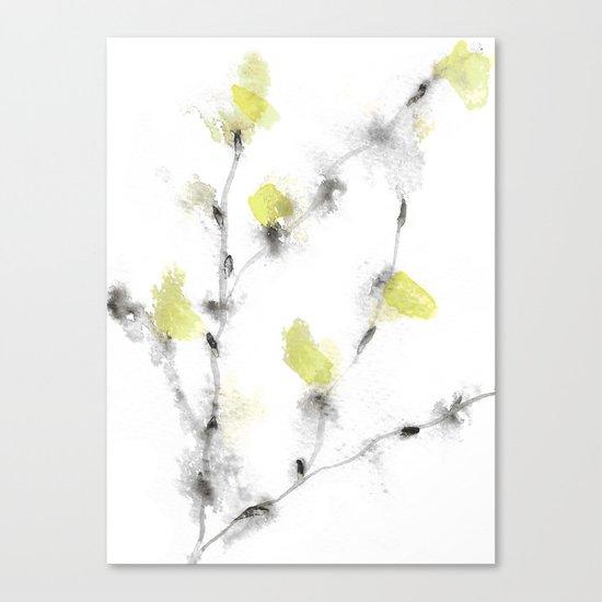 Buds 7 Canvas Print