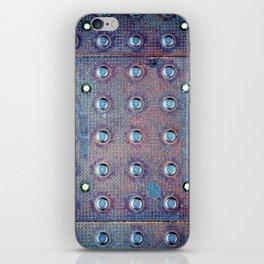 Urban Steel Texture iPhone Skin