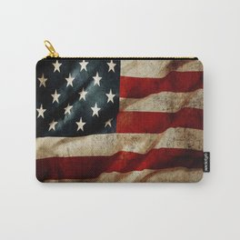 America FLAG Carry-All Pouch