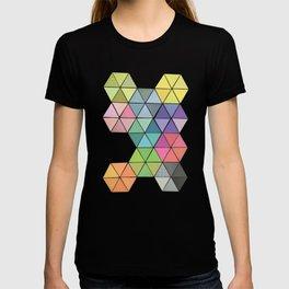 Fragmented T-shirt