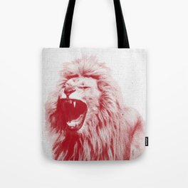 Lion 01 Tote Bag