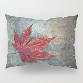 Maple leaf Pillow Sham